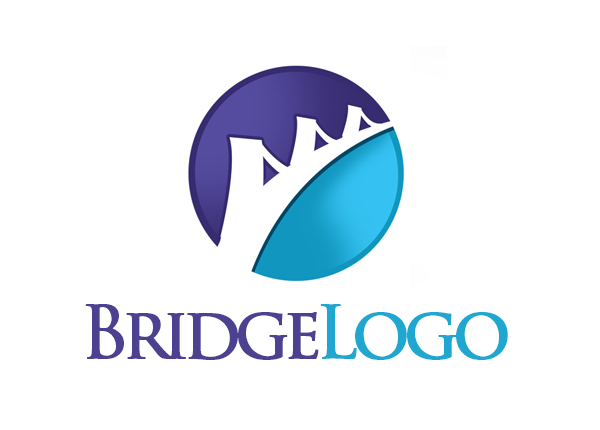 Bridge Symbol Icon Unique Stock Logo Online In Minutes Create