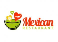 mexican food unique stock logo online in minutes create your rh buylogoonline com mexican restaurant logo maker mexican food restaurants logos